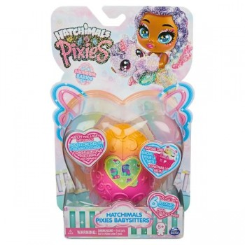 Кукла Hatchimals Pixies Babysitters няня Пикси 6060405