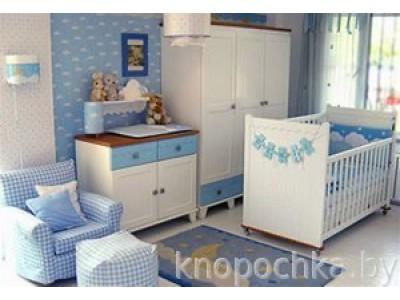 Детская комната по всем правилам