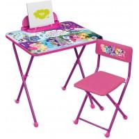 Детский столик и стульчик Ника My Little Pony LP1