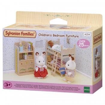 Набор Sylvanian Families Детская комната 4254
