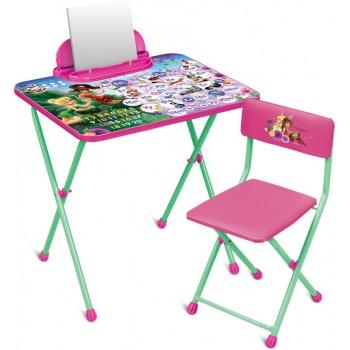 Набор детской мебели Ника Феи Азбука Disney2
