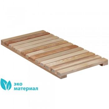 Решетка напольная деревянная для ванной Ника РВ5