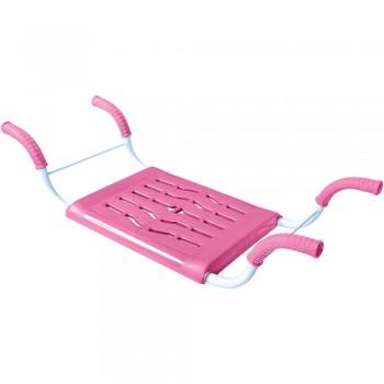 Сиденье для ванны Ника СВ4 розовое