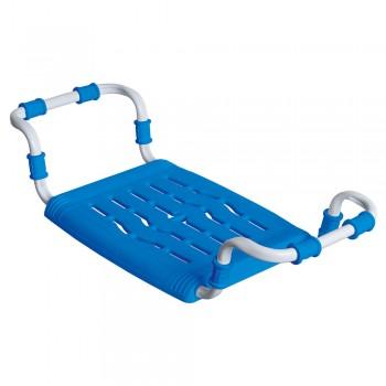 Сиденье для ванны раздвижное Ника СВ5 синее