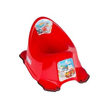 Горшок детский Tega Машинки