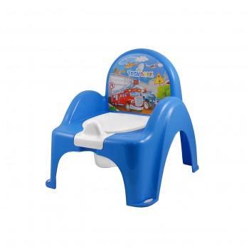 Детский горшок-стульчик Tega Машинки