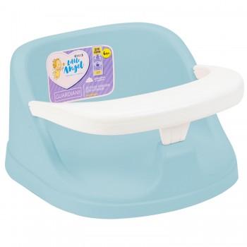 Сиденье для купания на присосках Little Angel голубое