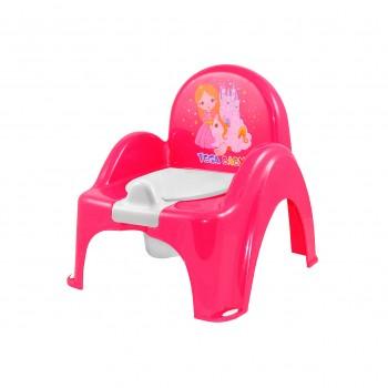 Детский горшок-стульчик Tega Принцессы