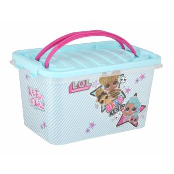 Ящик для игрушек Lol Surprise (7л)