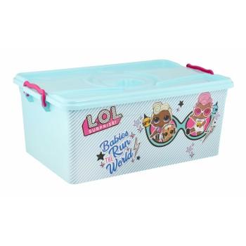 Ящик для игрушек Lol Surprise (40л)