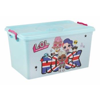 Ящик для игрушек Lol Surprise (50л)