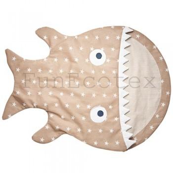 Спальный мешок Спальник Рыбка Fun Ecotex FE12459