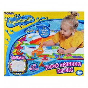 Набор для акварисования Tomy Aquadoodle Цветная радуга E72772
