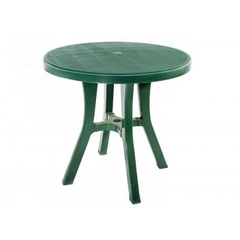 Стол пластиковый  круглый 80см 051 Эльфпласт