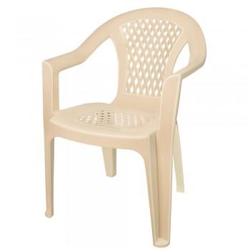Кресло пластиковое 042 Эльфпласт
