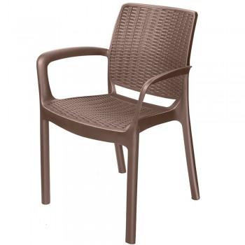Кресло пластиковое Rodos 344 Эльфпласт