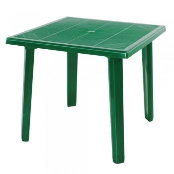 Стол пластиковый квадратный Верона 80см 268 Эльфпласт