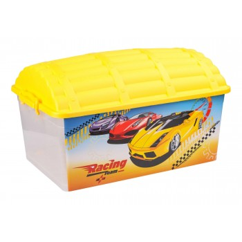 Ящик для игрушек Лидер 40л