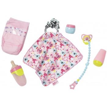 Набор аксессуаров для куклы Baby Born 824467