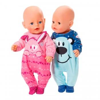 Комбинезон для куклы Baby Born 824566 в асс-те