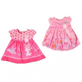 Одежда для куклы Baby Born Платье 822111 (в ассортименте)