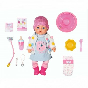 Кукла Baby born Стильный лук 826690