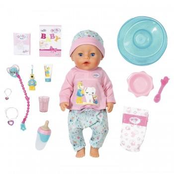 Кукла Baby Born Чистим зубки 827086