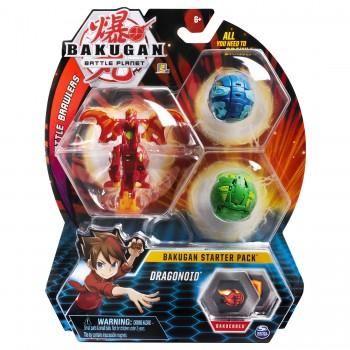 Набор из 3 шаров-трансформеров Бакуган Dragonoid 20109154